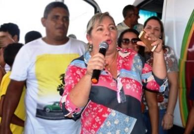 Paraibano: Nova secretária assume pasta da Saúde.