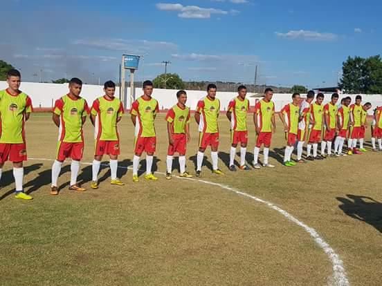 Equipe Anajás. vice campeão.
