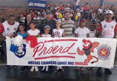 PARAIBANO: PROERD REALIZA 1°TORNEIO DE FUTSAL
