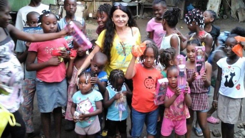 """""""Eu Acredito Que Fazer o Bem Faz Bem"""" Diz Paraibanense Que Ajuda Crianças no Haiti."""